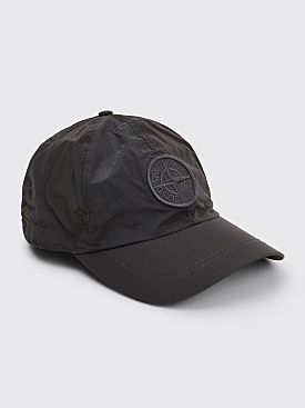 Stone Island Nylon Metal Cap Dark Grey