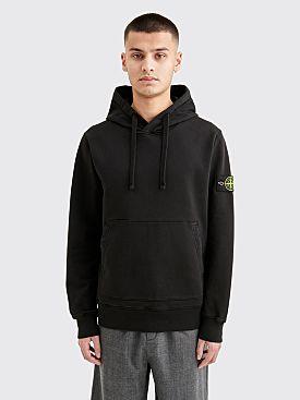 Stone Island GD Hooded Sweatshirt Black