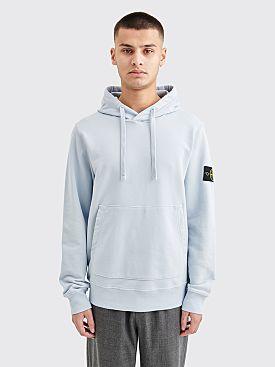 Stone Island GD Hooded Sweatshirt Sky Blue