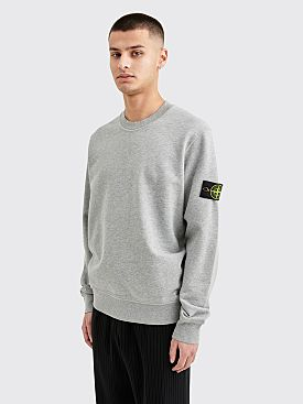 Stone Island GD Sweatshirt Melange Grey