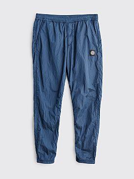 Stone Island Nylon Metal Ripstop Pants Blue Marine