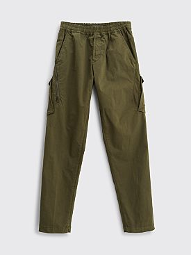 Stone Island Ghost Cargo Pants Military Green