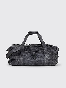 Stone Island GD Nylon Duffle Bag Black