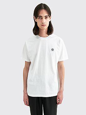 Stone Island Jersey T-shirt White