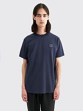 Stone Island Jersey T-shirt Blue Marine