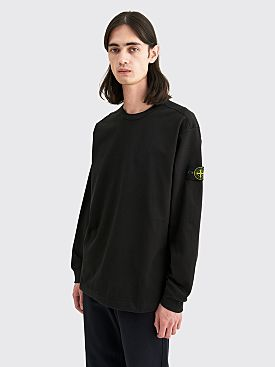 Stone Island Open End Sweatshirt Black