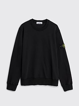 Stone Island GD Crewneck Sweatshirt Black