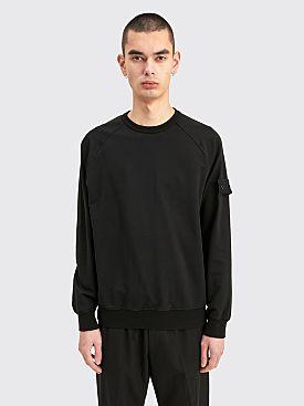 Stone Island Ghost Crewneck Sweatshirt Black