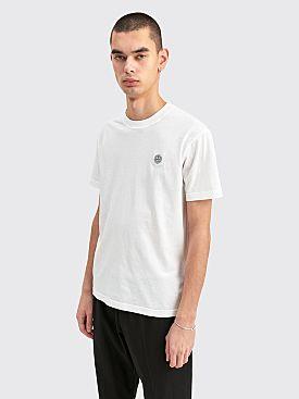 Stone Island GD Logo T-shirt White
