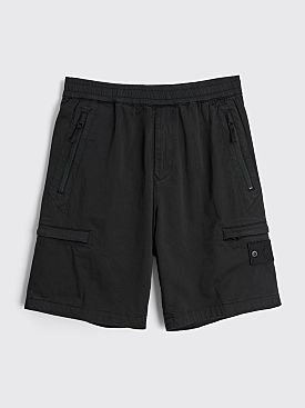Stone Island Ghost Bermuda Shorts Black