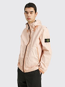 Stone Island Membrana 3L TC Jacket Antique Rose