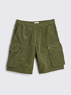 Stone Island Swim Trunks Olive