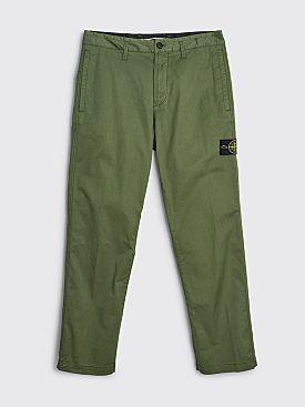 Stone Island GD Cotton Pocket Pants Sage