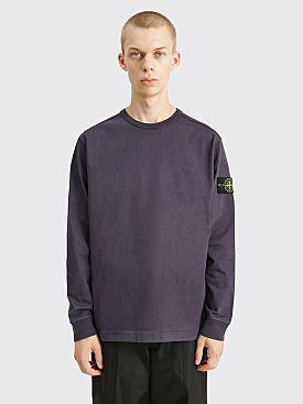Stone Island Lightweight Crew Sweatshirt Ink