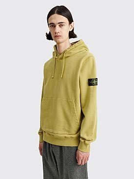 Stone Island Hooded Sweatshirt Dark Beige