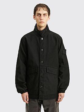 Stone Island Ghost Moleskin Jacket Black