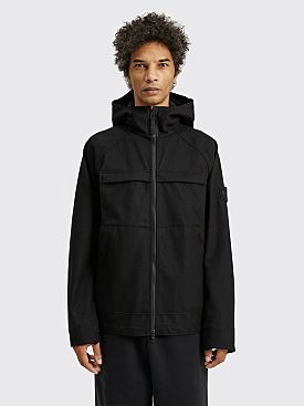 Stone Island Ghost SW 3L Jacket Black