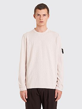 Stone Island GD Light Knitted Sweater Plaster