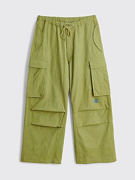 STORY mfg. Peace Pants Khaki Overdye