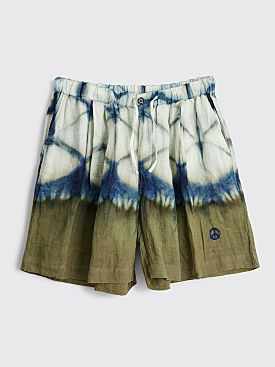 STORY mfg. Bridge Shorts Forest Clamp