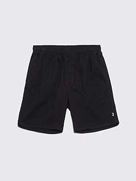 Stüssy OG Brushed Beach Shorts Black