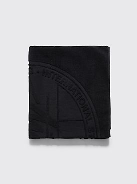 Stüssy Stock Dot Towel Black
