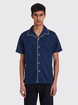 Stüssy Mesh Shirt Navy