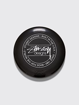 Stüssy Flying Disc Black