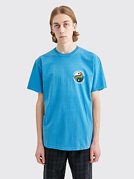 Stüssy Laguna T-shirt Pigment Dyed Blue