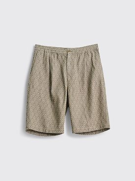 Stüssy Bryan Diamond Shorts Olive