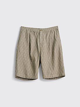 Stüssy Bryan Diamond Shorts Olive