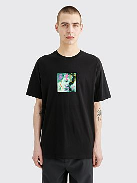 Stüssy Venus Square T-shirt Black