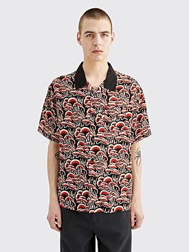Stüssy Coral Shirt Red