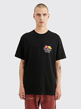 Stüssy Fresh Fruit T-shirt Black