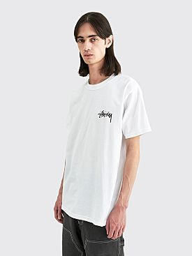 Stüssy Shrooms T-shirt White