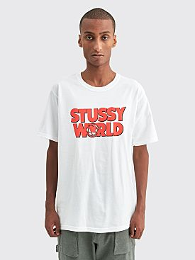 Stüssy World T-shirt White