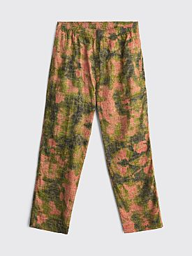 Stüssy Reverse Jacquard Relaxed Pant Floral