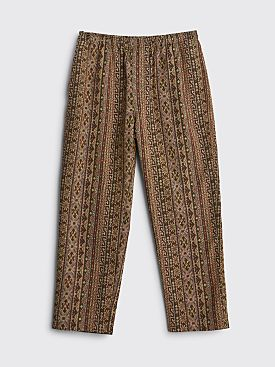Stüssy Tapestry Relaxed Pant Multi Color