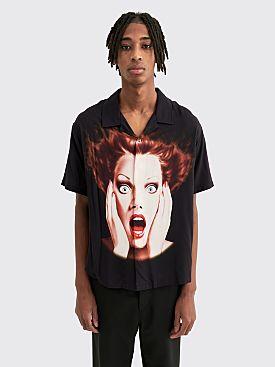 Stüssy Harumi Girl Shirt Black