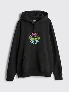 Stüssy Fresh Gear Hood Black
