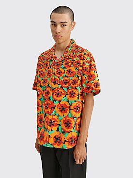 Stüssy Poppy Shirt Orange
