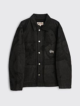 Stüssy Venus Chore Jacket Black