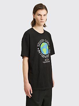 Stüssy Utopia T-shirt Black