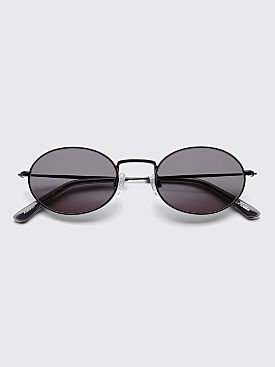 Sun Buddies Aaliyah Black / Transparent Grey