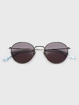 Sun Buddies for Carhartt WIP Jean Sunglasses Silver