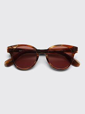 Sun Buddies Akira Sunglasses Brush Strokes