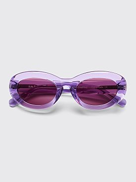 Sun Buddies Courtney Sunglasses Purple Rain