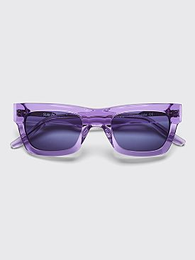 Sun Buddies Greta Sunglasses Purple Rain