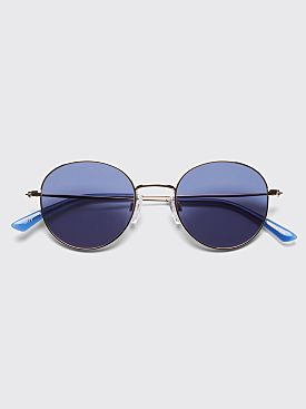 Sun Buddies Ozzy Sunglasses Gold / Moody Blues