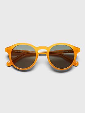 Sun Buddies Zinedine Sunglasses Milky Orange